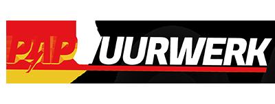 Vuurwerk Pap Logo